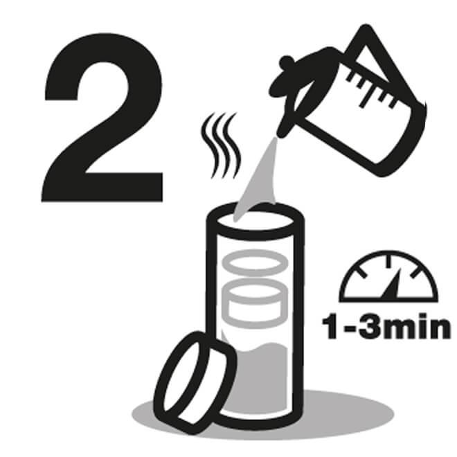 Instrucción de Jarra térmica 2