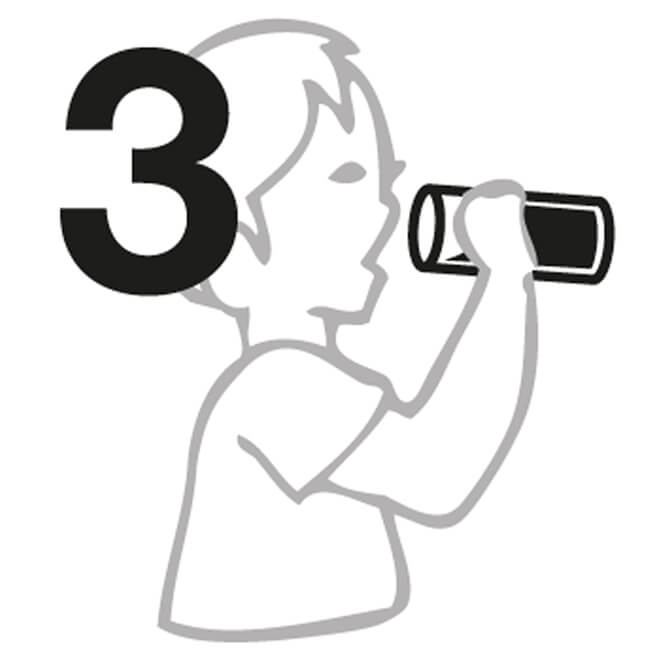 Manuel n° 3 pour Pichet à vide
